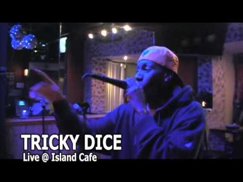 Tricky Dice - Live @ Island Cafe1