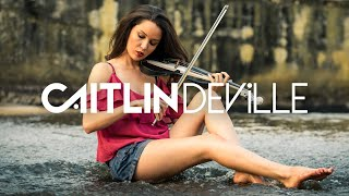 Bottle Of Loneliness (El Mukuka Ft. Kayla Jacobs)   Electric Violin Cover | Caitlin De Ville