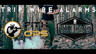 Trip Wire Alarms - Perimeter Security for Preppers