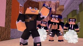 Minecraft: O Mundo Ninja (Nova Serie) - Bem Vindo A Um Mundo Ninja !!! #01