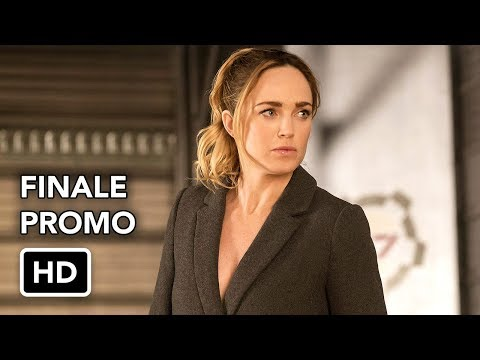 DC's Legends of Tomorrow 3.18 Preview
