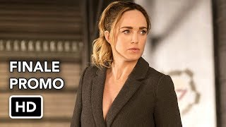 "Легенды завтрашнего дня, DC's Legends of Tomorrow 3x18 Promo ""The Good, The Bad and The Cuddly"" (HD) Season Finale"
