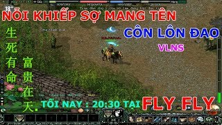 Côn lôn lv130 Full Sét Định Quốc VIP nhất Server VLNS bá đạo tống kim |