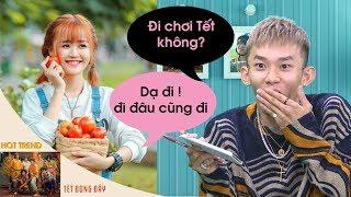"""Thảo Phạm lầy lội """"tỏ tình"""" Kay Trần ngay trên sóng livestream"""