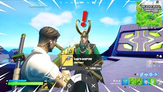 New LOKI BOSS Location in Fortnite (AWESOME)