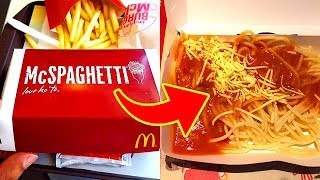10 Biggest Fast Food FAILURES Of All Time!!!