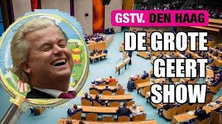 De Grote Geert Show: Wilders tegen IEDEREEN