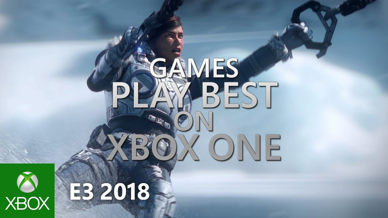 Video For All of the Xbox E3 2018 Briefing Videos