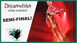 SEMI-FINAL RECAP / DREAMVISION 3 / Bordeaux, France