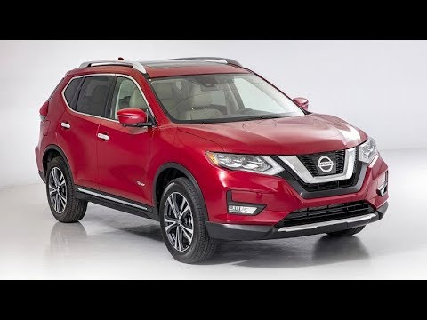 2019 Nissan X Trail. Review.