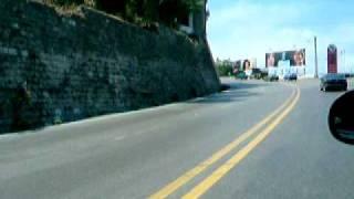 preview picture of video 'レバノン旅行3 セルビス(乗合)タクシー ダマスカス街道'