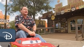 Customized fun for all ages Cars Land is coming