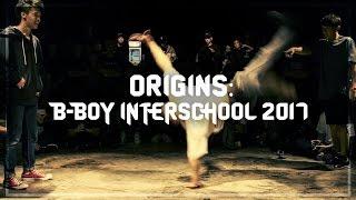 Flooreverz (SIM) vs Chinchilla Starfleet (NP) | Top4 | Origins: B-Boy Interschool 2017