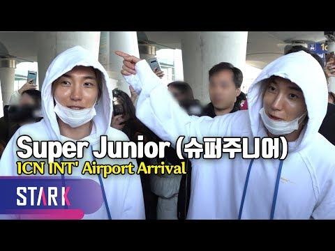 Super Junior, 20191111_ICN INT' Airport Arrival (슈퍼주니어, 팬 지갑 찾아주는 친절한 이특씨)
