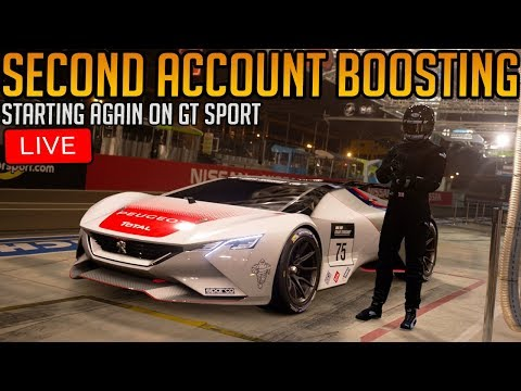 Gran Turismo Sport: Starting Again on my Second Account
