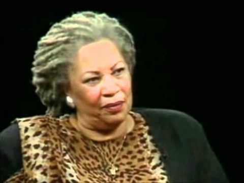 Toni Morrison Refuses To Privilege White People In Her Novels!