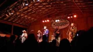 Trampled By Turtles at 2011 Suwannee Springfest--It's a War
