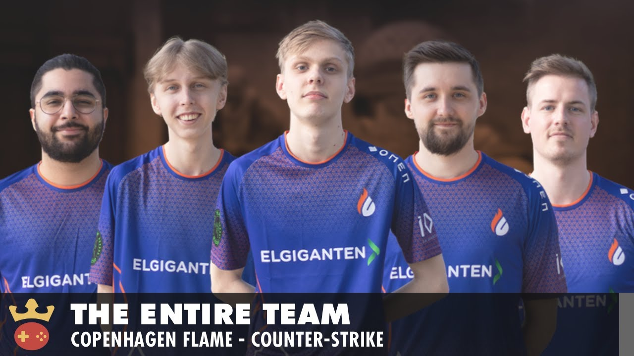 Video of Interview with Copenhagen Flames at IEM Fall 2021