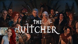 The Witcher 10 Year Anniversary Reaction Kathleenmms