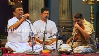 Sri. Sanjay Subrahmanyan, Carnatic Vocalist