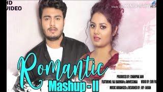 Romantic Mashup - 2   HD Full Video   Feat. Raj Barman & Anwesshaa   Romantic Bollywood Songs Medley