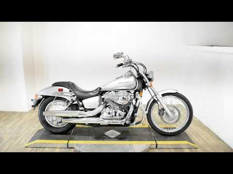 2008 Honda Shadow Spirit 750 in Wauconda, Illinois - Video 1