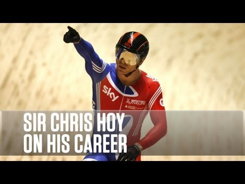 Chris Hoy on his career (2013)