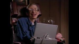 Stephen Hawking on Star Trek