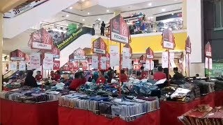 Bazar Barang Fashion Matahari di Solo Grand Mall