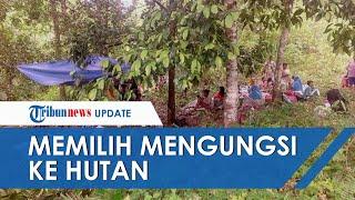 Panik karena Air Laut Surut Pasca-gempa Magnitudo 6,1, Warga Maluku Tengah Pilih Mengungsi ke Hutan