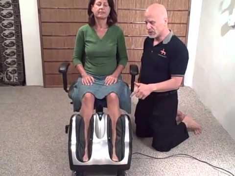 Standard Foot And Calf Massager