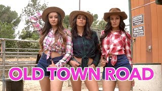 Old Town Road Dance Choreography Ft. Simmi Singh | When You Want A Cowboys Attention