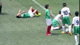 Mexico Vs Indonesia - Ranking 7/8 - Full Match - Danone Nations Cup 2014