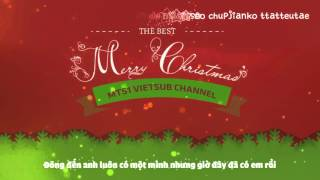 [Vietsub+Kara][MTS1] Merry Christmas - Espresso