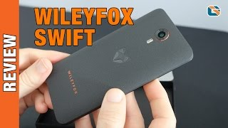 Wileyfox Swift Smartphone Review inc Unboxing