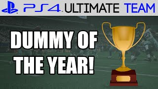 DUMMY OF THE YEAR!! - Madden 15 Ultimate Team | MUT 15 PS4 Gameplay