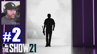 I OPENED 136 PACKS LOOKING FOR TROUT! | MLB The Show 21 | Packs #2