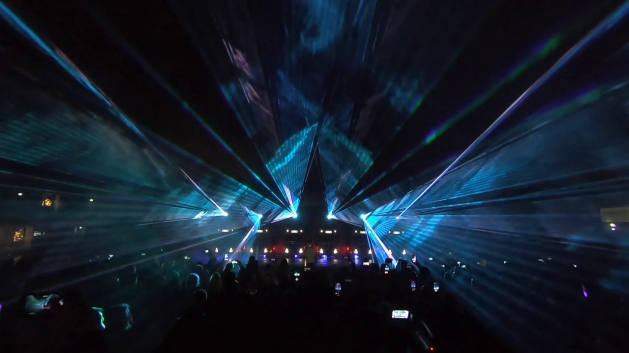 NTB Grand opening Lasershow 2019