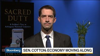Senator Cotton on Iran, the Fed and Cryptocurrency