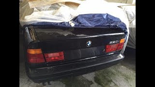 В Болгарии нашли забытый склад с новыми BMW