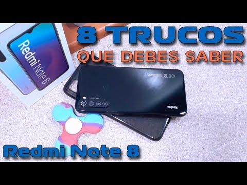 Redmi Note 8 - 8 Trucos que TIENES que saber.
