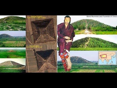 Часть 2- Белые Боги, правители и населения Китая от времен глубокой древности до 19 века.
