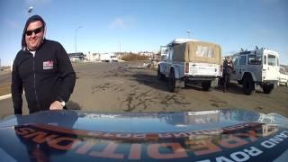 Путешествие по Исландии на Land Rover Defender
