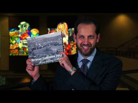 Temple Beth Sholom Tribute Video: Jill & Geoff Hammel