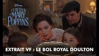 Le Retour de Mary Poppins | Extrait VF : Le bol Royal Doulton | Disney BE