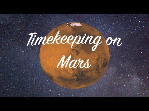 TWL #5: Timekeeping on Mars
