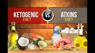 What is the Difference Between Keto and Atkins?