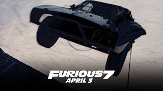 "Furious 7 - Featurette: ""C-130 Drop"" (HD)"