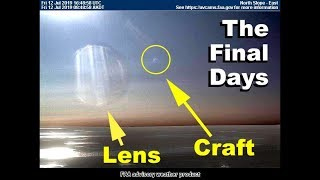 The final days. $Trillions spent to hide planetary system, now here. 7-19-2019