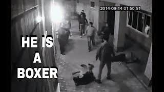 Don't Mess With Boxers (Best Compilation)   Boxer Defends Girlfriendwife